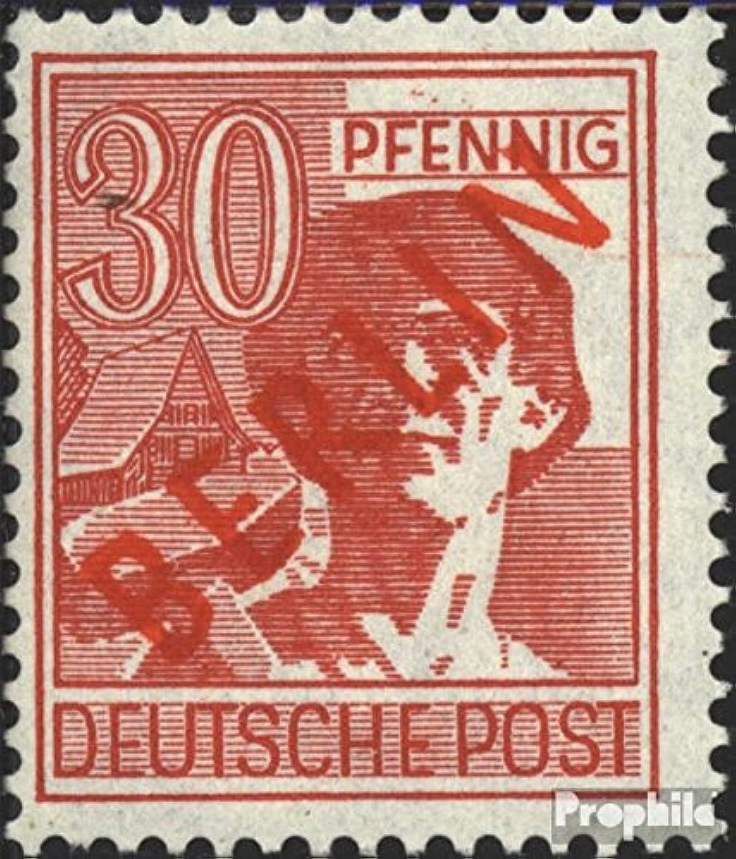 Berlin (West) 28 testés 1949 Communauté (Timbres pour Les collectionneurs)