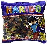 Haribo Crazy Schnuller, 1er Pack (1 x 1 kg)