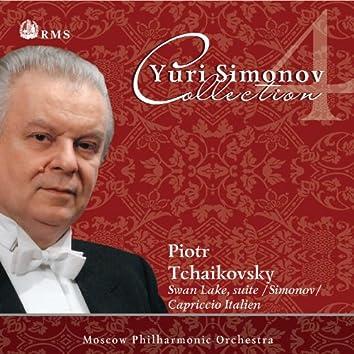 Tchaikovsky: Swan Lake / Capriccio Italien