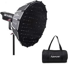 Aputure Light Dome Mini II for Aputure 120D Mark 2 300D 120D 120T, 35 Inch Deep Octagon Softbox for Aputure 120D Mark 2 Aputure 300D Aputure 120D Aputure 120T and Other Bowen-S Mount Lights