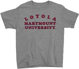 NCAA Loyola Marymount University Lions - RYLLMU01 Youth T-Shirt