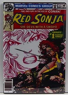 Red Sonja #12 Refrigerator Magnet.