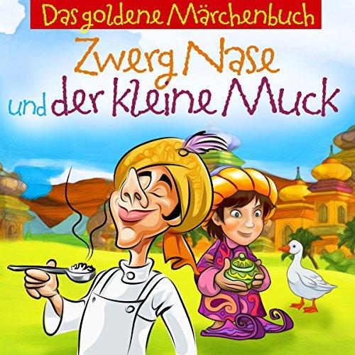 Zwerg Nase und der kleine Muck cover art