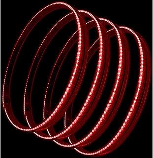 Oracle Lighting 4215-003 LED Illuminated Wheel Ring