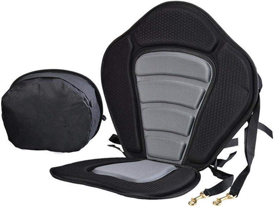 Kanusport Sitzstuhl Verstellbare Kajak Pad Sitzkissen RüCkenlehne Sitz CSQ Z3S1