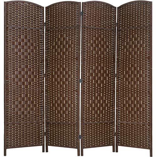 4 Panel Room Divider