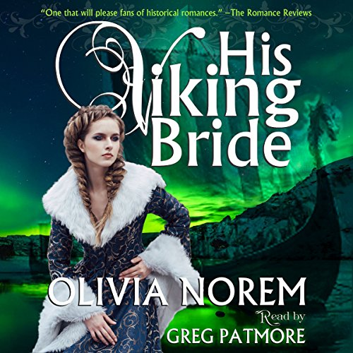 His Viking Bride audiobook cover art
