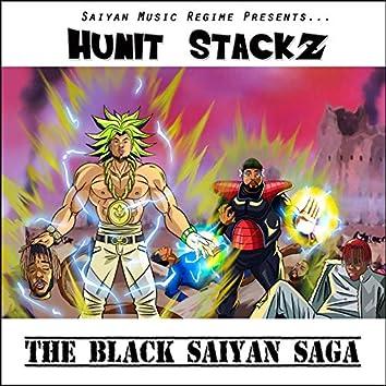 The Black Saiyan Saga