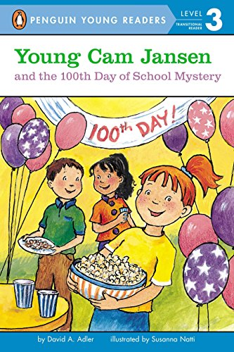 Young CAM Jansen and the 100th Day of School Mystery