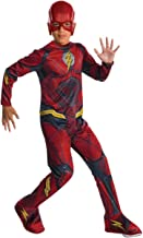 Rubie's Costume Boys Justice League The Flash Costume, Small, Multicolor