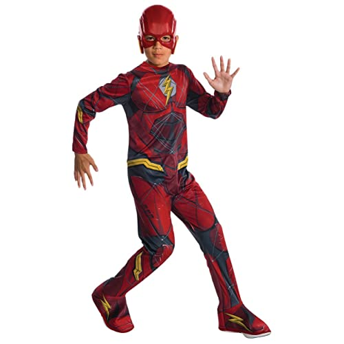 Flash Justice League Superhero Fancy Dress Halloween Baby Toddler Child Costume