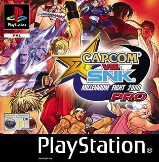 Capcom VS SNK Millennium Fight 2000 Pro Sony Playstation PSX PAL (Germany Release)