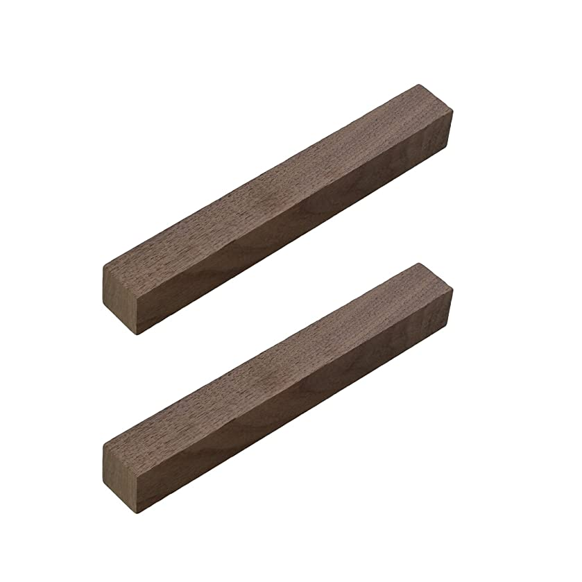 Deadwood Crafted Tools DCT Wood Turning Blanks 2-Pack, 3/4