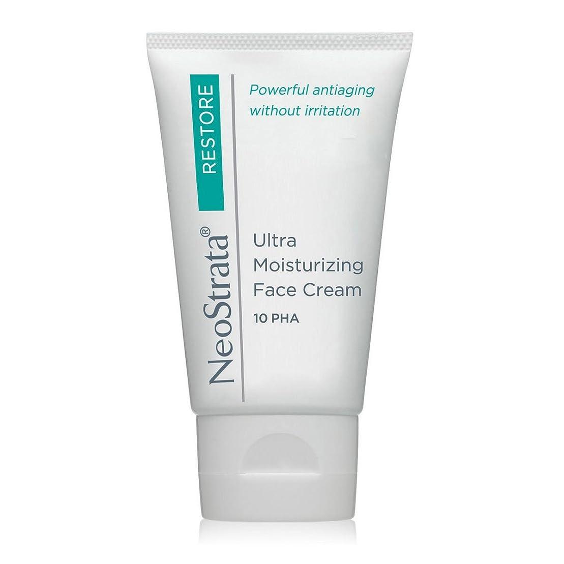 はい住所請求書Neostrata Ultra Moisturizing Antioxidant Face Cream 40g [並行輸入品]