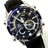 [カシオ エディフィス]CASIO EDIFICE 腕時計 メンズ 10気圧防水 ERA-600L-2A レザー [並行輸入品]