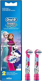 Oral-B 欧乐B Stages Power 儿童电动牙刷替换刷头