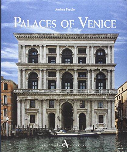 Palazzi di Venezia. Ediz. inglese