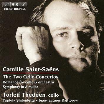 Saint-Saens: Cello Concertos Nos. 1 and 2 / Symphony in A Major