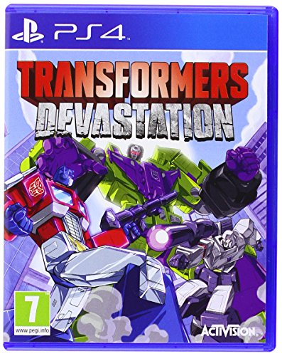 Transformers Devastation - PlayStation 4 - [Edizione: Regno Unito]