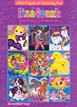 Lisa Frank Coloring Collection Coloring Book