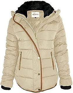 EX BLUE INC Ladies Womens Gilet Bodywarmer Hooded Jacket Padded Winter 8 to16