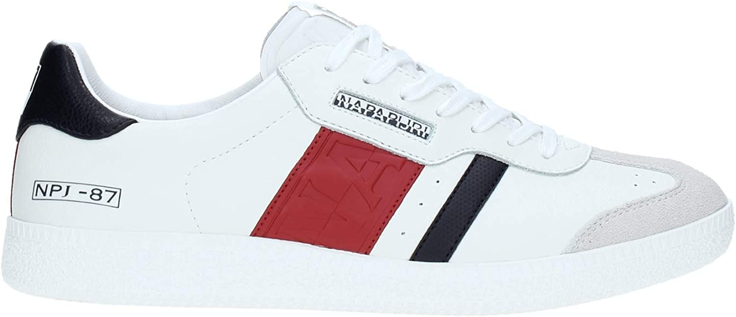 Napapijri Sneakers for Men Article N0YJT2 Man Leather Sneaker
