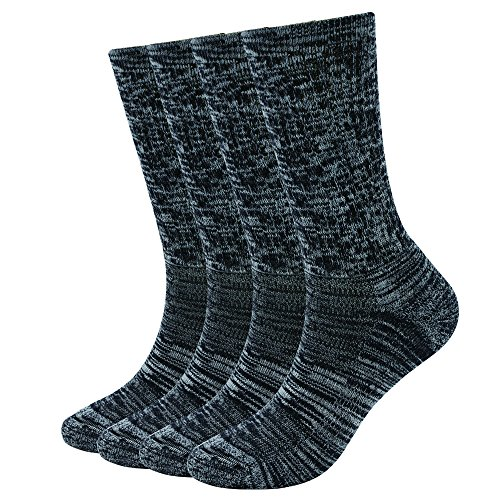 EnerWear 4 Pack Women's Merino Wool Socks