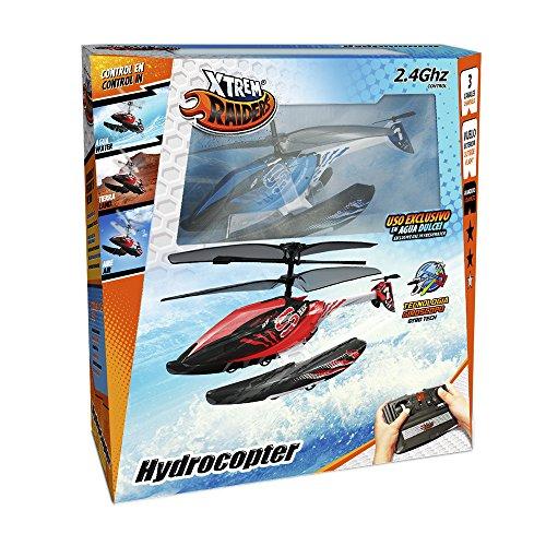 Silverlit 84603 nbsp;–84758–Helikopter Outdoor mit Schwimmkörper für gehen auf Wasser–hydrocopter–3Kanal Gyro–2,4GHz