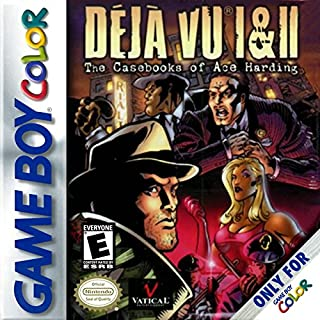 deja vu game boy color