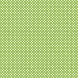 babrause® Baumwollstoff Mini Sterne Grün Webware
