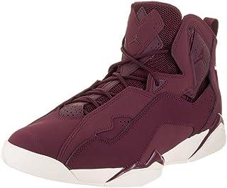 245f6434228 Jordan Men's True Flight Basketball Shoe, Bordeaux/Bordeaux-Sail 11.5