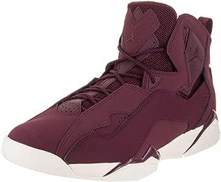 Jordan Men's True Flight Basketball Shoe, Bordeaux/Bordeaux-Sail 11