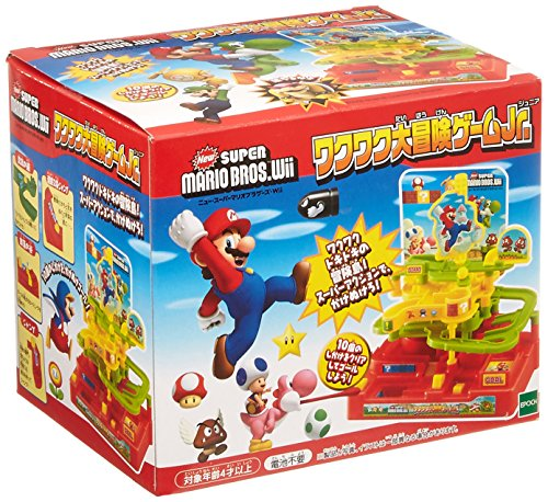 New Super Mario Bros. Wii exciting large adventure game Jr. (japan import)