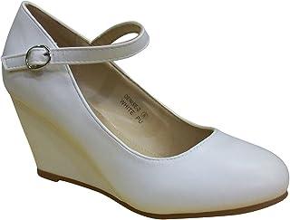 278001f2ba0bc Amazon.com: Bella Marie - Platforms & Wedges / Sandals: Clothing ...