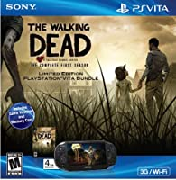 PlayStation Vita - The Walking Dead Bundle (輸入版)