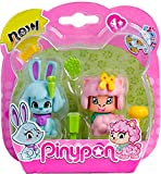 Pinypon Pack 2 mascotas, conejo y oveja. (Famosa) (700012732)