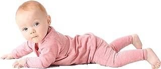Long-Sleeve Merino Baby Thermals