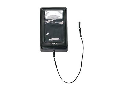 Roxy Smart Pocket Mountain Phone Case (True Black) Wallet