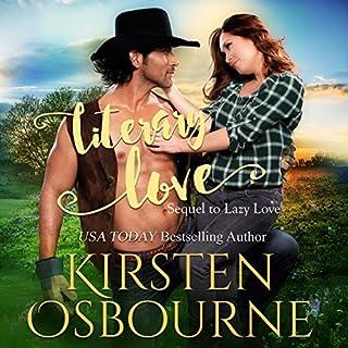 Literary Love audiobook cover art