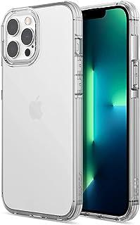 جراب شفاف Raptic متوافق مع جراب iPhone 13 Pro Max ، غطاء نحيف مضاد للأصفر ، مطاط ممتص للصدمات ، جراب واقٍ مقاوم للخدش ، ين...