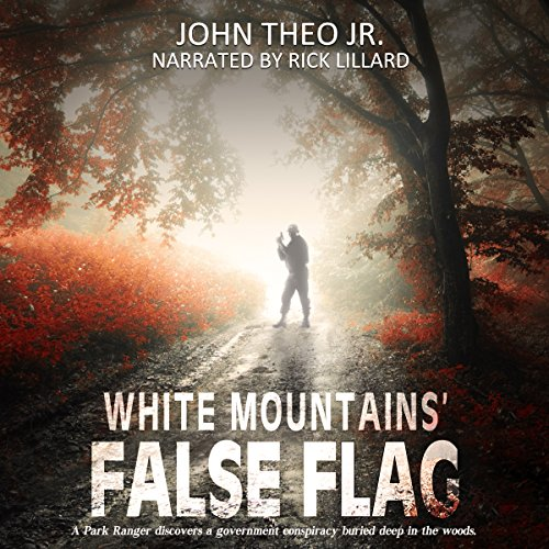 White Mountains' False Flag audiobook cover art