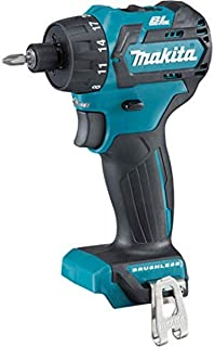 Makita DF032DZ 12V Max Li-Ion CXT Brushless Drill Driver - No Batteries Included