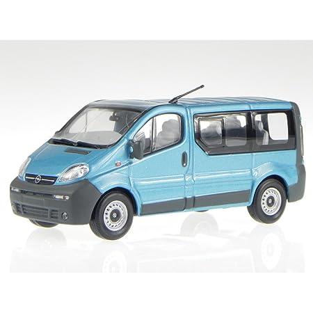 Opel Vivaro Kombi Gelb Modellauto Minichamps 1 43 Spielzeug