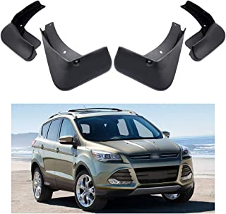 MOERTIFEI Car Mudguard Fender Mud Flaps Splash Guard Kit fit for Ford Escape 2013-2016 14 15