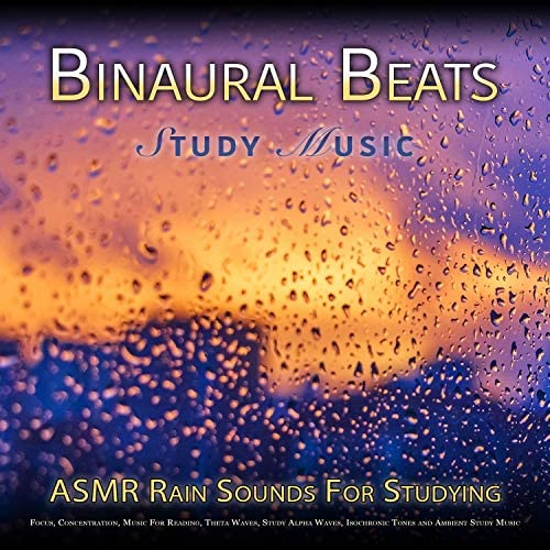 Binaural Beats Study Music, Study Alpha Waves & Study Music For Concentration