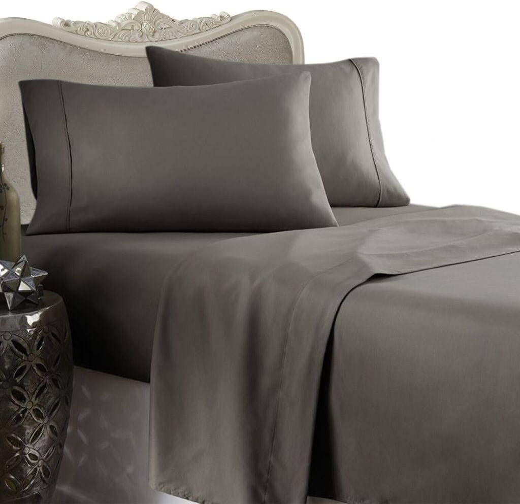 Egyptian Bedding Luxurious Rayon from Complete Free Shipping Bamboo Set Si All stores are sold - King Sheet