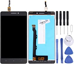 ZYSUS Cell Phones Accessories LCD Screen and Digitizer Full Assembly for Lenovo K3 Note / K50-T5(Black)