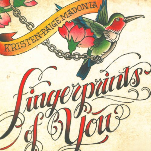 Fingerprints of You audiobook cover art