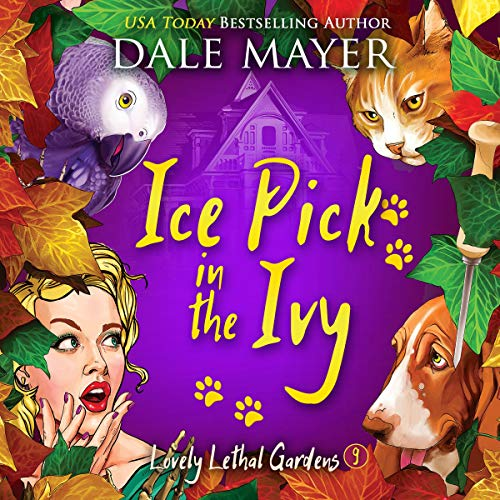 Ice Pick in the Ivy cover art