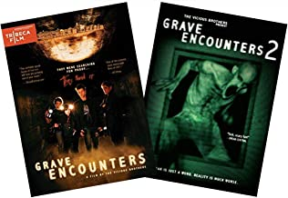 Grave Encounters / Grave Encounters 2: 2-Movie Horror Double Feature DVD Collection